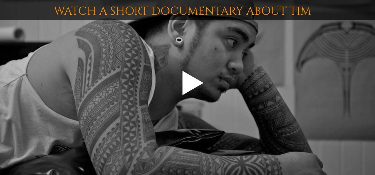 A short documentary about Tim Hunt | Pacific Tattoo